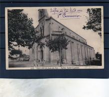 Toulon - Saint-jean Du Var - église St-cyprien.( édit. Leon Barra ). - Toulon