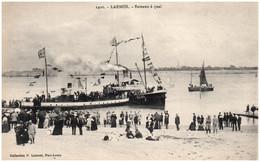 56 LARMOR - Bateaux à Quai - Larmor-Plage
