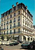Automobiles - Voitures De Tourisme - Vichy - Façade De L'Hotel Grignan MGEN - Maison Universitaire - CPM - Voir Scans Re - Turismo