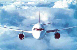 Aviation - Avions - Airbus A320 - Compagnie Adria Airways - Etat Pli Visible - CPM - Voir Scans Recto-Verso - 1946-....: Modern Era