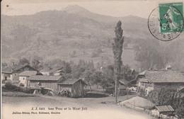 74 - SAINT GERVAIS LES BAINS - Les Praz Et Le Mont Joli - Saint-Gervais-les-Bains