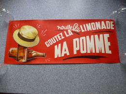 Limonade Ma Pomme (Maurice Chevalier), Superbe Affiche Ancienne ; A 200 - Plakate