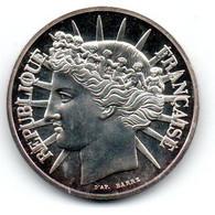 100 Francs 1988 SPL - N. 100 Franchi