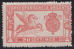 1905.MNH.Ed:**256c.Urgencia.25 Cts Rosa - Ungebraucht
