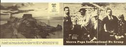 Italy, Portovenere, Guglielmo Marconi, QSL Card, 1988. - Radio