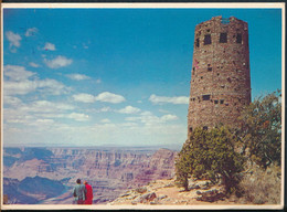 °°° 25413 - USA - AZ - THE WATCHTOWER AT DESERT VIEW - 1982 With Stamps °°° - Other
