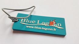 Porte-clefs - 693 - Blue Lagoon - Plongée Sous-marine  - Etiquette Identification - Immersione