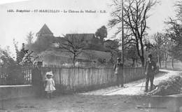 SAINT MARCELLIN - Le Château Du Mollard - Très Bon état - Saint-Marcellin