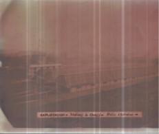 Plaque De Verre Format 18 X 24 Cm - MÉTRO EXPLOITATION - RATP - Ateliers De Choisy - Atelier D'Entretien - Diapositiva Su Vetro