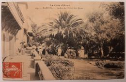 BANDOL - Jardin De L'Hôtel Des Bains - Bandol