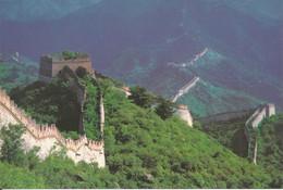 (CHINA) MUTIANYU GREAT WALL - New Postcard - China