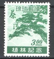 Ryu Kyu 1951 Y.T.16 **/MNH VF/F - Non Classificati