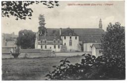 21 - Chatillon Sur Seine - L'hopital Timbre Olympiade - Chatillon Sur Seine