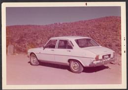 Photo Originale - Postale - Argentina - Circa 1970 - Auto - Peugeot 504 - A1RR2 - Cars