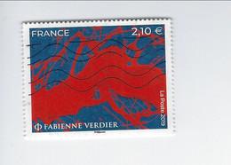 Série Artistique Fabienne Verdier 5367 Oblitéré 2019 - Gebruikt