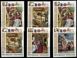1972, Togo, 954-59 B, ** - Togo (1960-...)