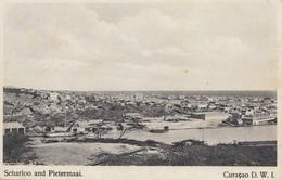 Curacao 1932: Post Card Scharloo And Pietermaai To Haarlem - Curacao, Netherlands Antilles, Aruba