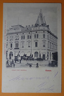 KOSICE, Kassa, Slovakia #166# Grand Cafe, - Slovakia