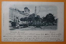 KOSICE, Kassa, Slovakia #170# Banko Furdo, Bad - Slovakia