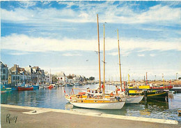 44 - Le Croisic - Bateaux De Plaisance Dans Le Port  AL 365 - Le Croisic
