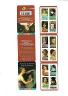 "Carnet "" Art , Portraits De Femmes Dans La Peinture "" BC 674 - Commemoratives"