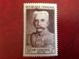 France NEUF * N° 950 Lyautey - Neufs