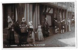 Caudebec-en-Caux. Rue De La Vicomté. - Caudebec-en-Caux
