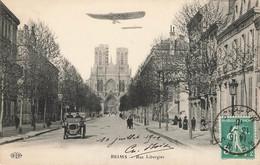 REIMS : RUE LIBERGIER - Reims