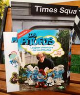 The Smurfs , Book , The Movie , Peru Edition - Children's