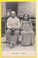 ILES GILBERT KIRIBATI Indigènes - Micronesia