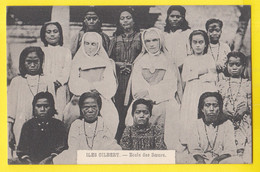 ILES GILBERT KIRIBATI écoles Des Soeurs - Micronesia