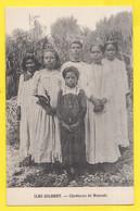 ILES GILBERT KIRIBATI Chrétiens De Nonouti - Micronesia
