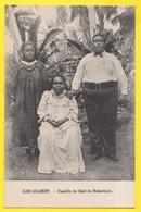 ILES GILBERT KIRIBATI Famille Du Chef De Buturitari - Micronesia