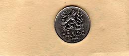 Monnaie De La République Tchèque, 5 Korun, 1993, TTB+, Nickel - Czech Republic