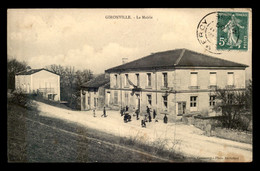 55 - GIRONVILLE - LA MAIRIE - EDITEUR THENOT - Other Municipalities