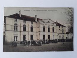 CHAUMONT           ECOLE PRIMAIRE  COMMUNALE DU BOULEVARD VOLTAIRE - Chaumont