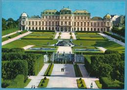 WIEN - Belvedere. VIENNE - Château De Belvedere. RAU-Color N° R 216. - Belvedere