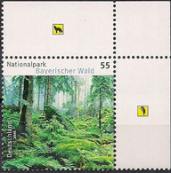 2005 Allem Fed.  Deutschland   Mi.. 2452** MNH  EOR .Nationalpark Bayerischer Wald - Ungebraucht