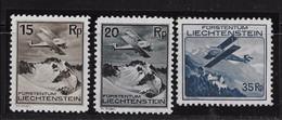 LIECHTENSTEIN 1930 ✈ Posta Aerea ✈ Aeroplano In Volo - N. A1 . . . Nuovi ** - Cat. 185,00 € - Lotto 373 - Air Post