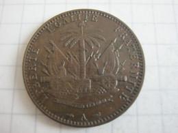 Haiti 1 Centime 1895 - Haiti