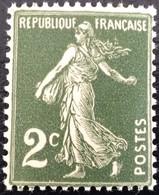 N° 278  NEUF ** SANS CHARNIÈRE ( LOT:122 ) - 1906-38 Säerin, Untergrund Glatt