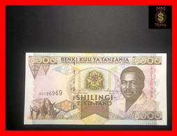 TANZANIA 5.000 5000 Shilingi 1995 P. 28   UNC - Tanzania