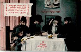 52697625 - Neujahr Jude - Judaika, Judentum