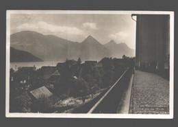 Buochs Am Vierwaldstättersee - Ausblick Von Der Kirche - NW Nidwalden