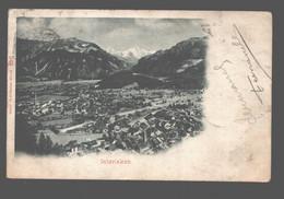 Interlaken  - Single Back - BE Berne