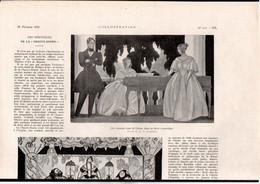 THEATRE - Article Papier - Coupure De Presse - Année 1921 - Spectacles De La Chauve-Souris - Sin Clasificación