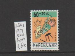 (W513.32) Plaatfout NVPH 1541  PM  Postfris  Los CW 1,80 - Abarten Und Kuriositäten