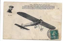 CPA AVIATION AVIATEUR AVION 1490 MONOPLAN MORANE PILOTE PAR FREYJH EDIT. HAUSER PARIS - Otros