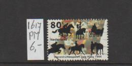 (W513.38) Plaatfout NVPH 1617  PM   Gestempeld  CW 6,- - Abarten Und Kuriositäten