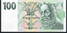 CZECH REPUBLIC  P18 100 KORUN  1997 #H32         UNC. - Czech Republic